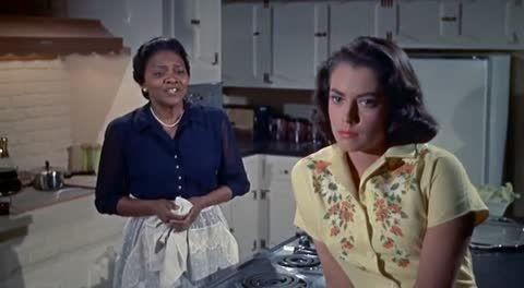Juanita Moore and Susan Kohner