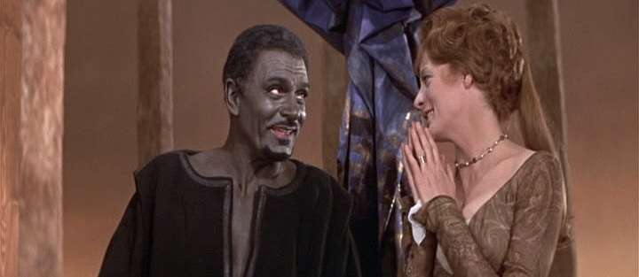 Did you hear the one about how blackface is the worst?