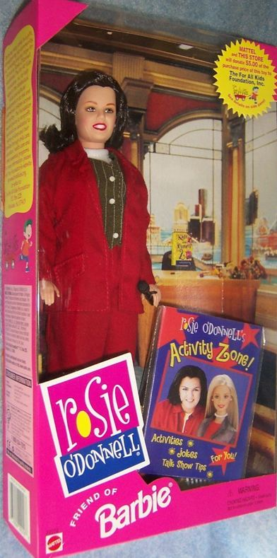 Friend of Barbie or friend of Dorothy?
