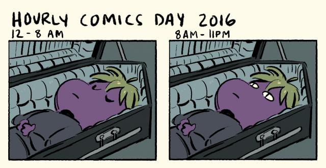 Comic by Ariel Ries.