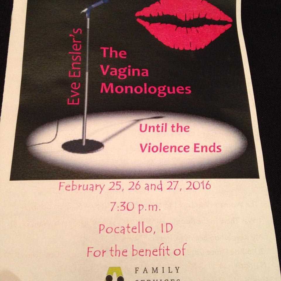 Bishop criticizes production of the vagina monologues