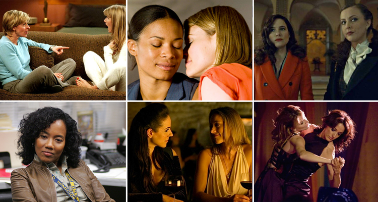 All 29 Lesbian and Bisexual TV Characters Who Got Happy Endings