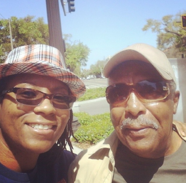 My Dad and I_sunglasses