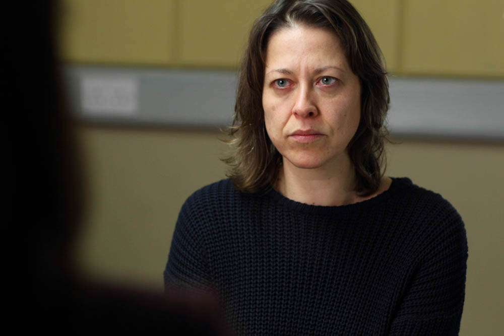 RED PRODUCTION COMPANY presents SCOTT & BAILEY for ITV Series 3 Episode 1 Picture shows: NICOLA WALKER as Helen Bartlett © ITV/Red Productions