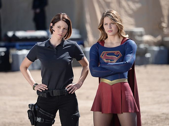 Supergirls Feel-Good Feminism Is A Bright Spot In A Bleak -6200