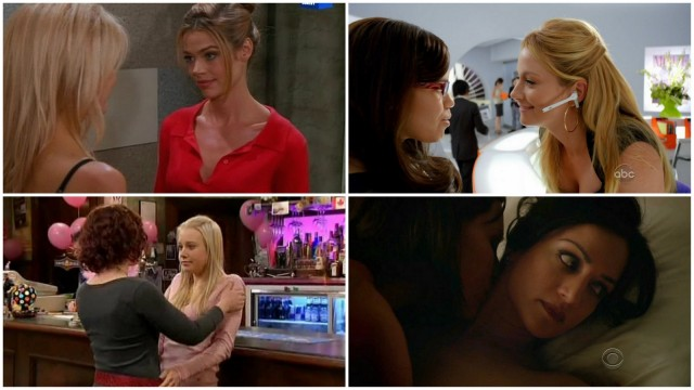 kisses on lesbian tv1