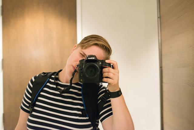 Follow Your Arrow: Photographer Michelle Davidson-Schapiro