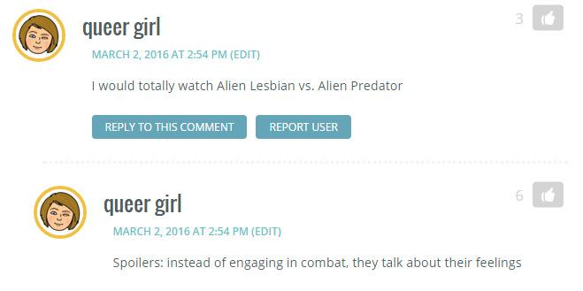 queer girl