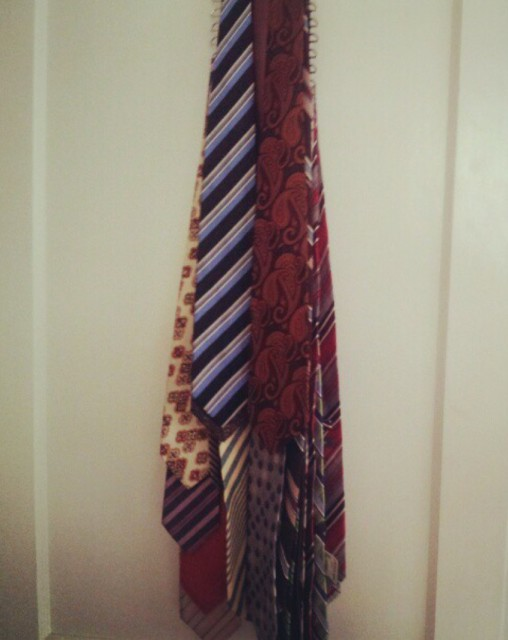 Tie collection