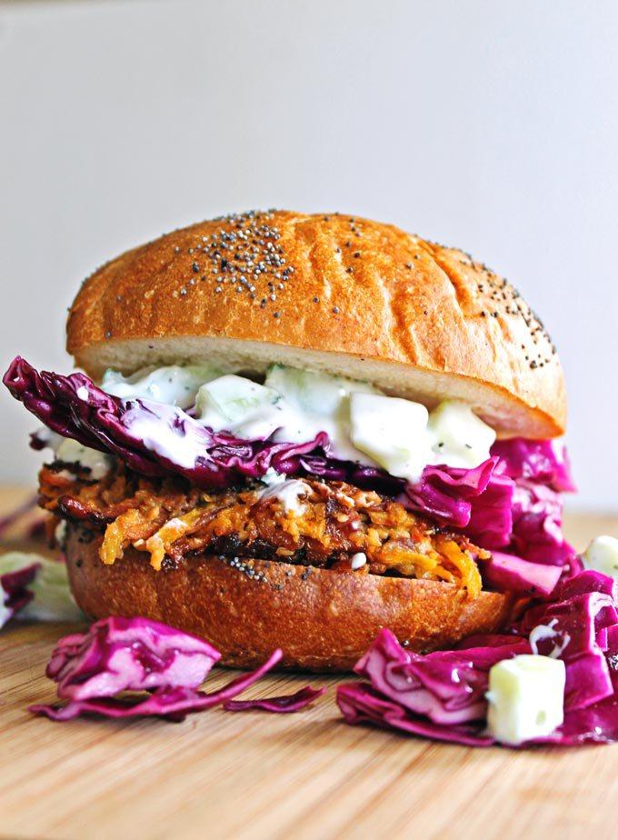 carrot-tahini-quinoa-burgers-with-tzatziki-6801