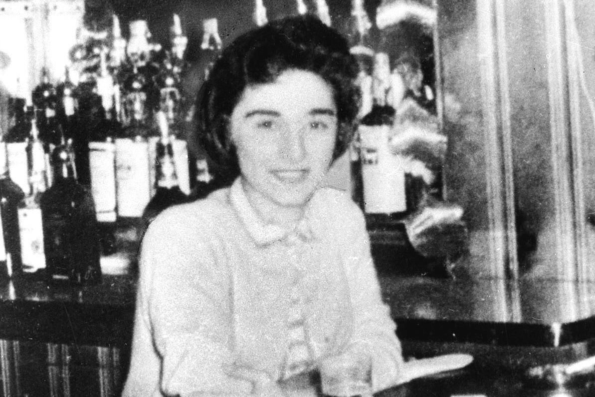 "FILE- In this undated file photo, Catherine ""Kitty"" Genovese is shown. Genovese, a bar manager, was stabbed to death in March 1964 as she returned home to the Kew Gardens section of Queens, New York at 3:20 a.m. On Friday, Nov. 15, 2013, Genovese's killer, Winston Mosley, was denied parole for the 16th time by New York State Corrections officials. (AP Photo/New York Daily News, File) NO SALES MAGS OUT"
