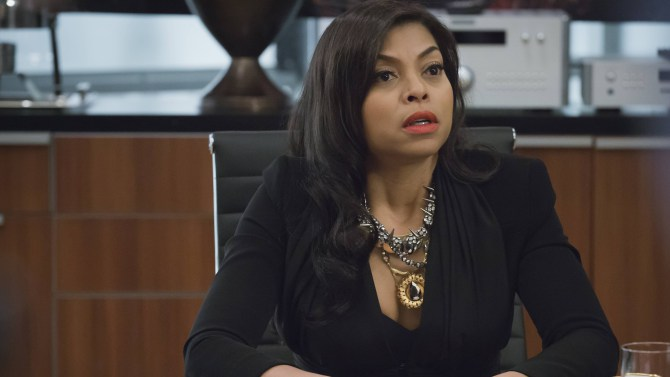"""EMPIRE: Taraji P. Henson in the """"A Rose By Any Other Name"""" episode of EMPIRE airing Wednesday, April 6 (9:00-10:00 PM ET/PT) on FOX. ©2016 Fox Broadcasting Co. CR: Chuck Hodes/FOX"""