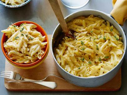 I used this recipe, but mine didn't look this pretty. (via foodnetwork.com)