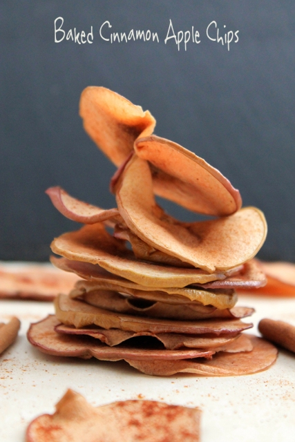Baked-Cinnamon-Apple-Chips