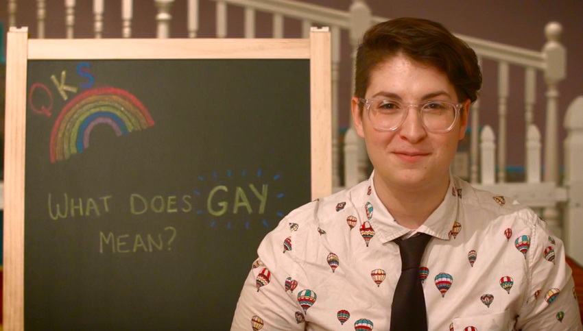 from Connor chem fun meaning gay