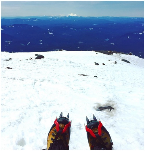 Crampons: Not what they sound like even a little bit