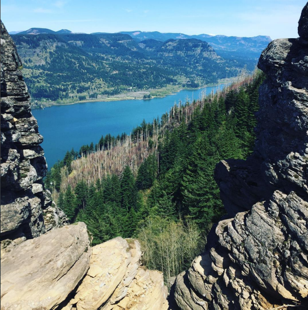 Angel's Rest, Columbia River Gorge, Oregon