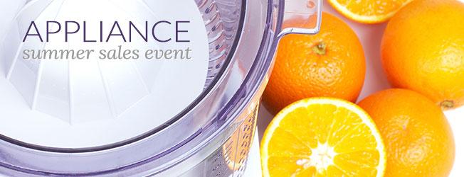 appliance-summer-sales-event