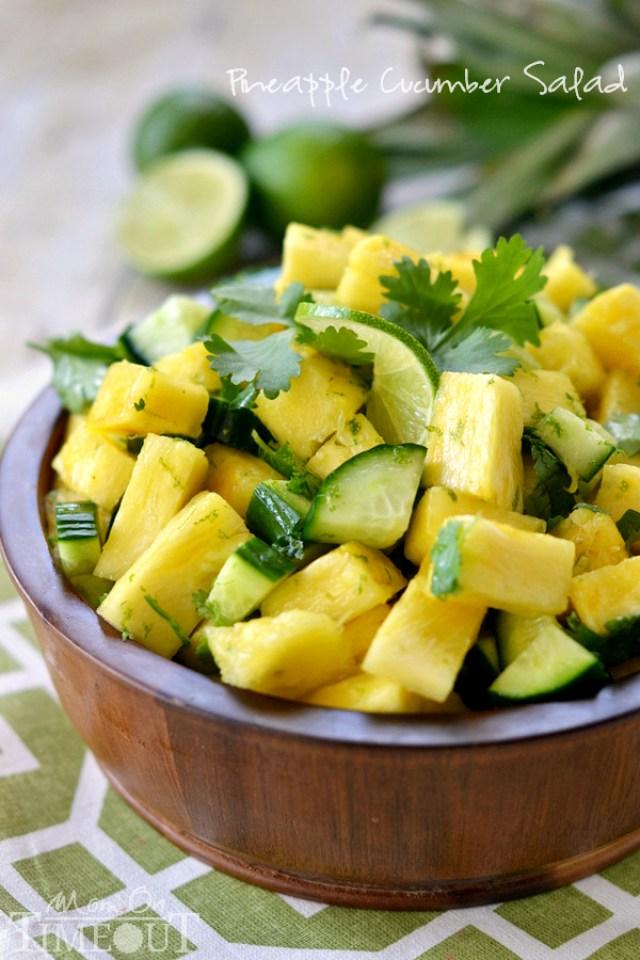 pineapple cucumber