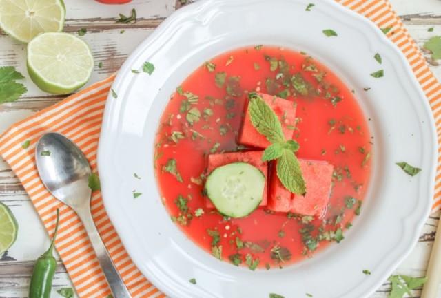 watermelon-soup
