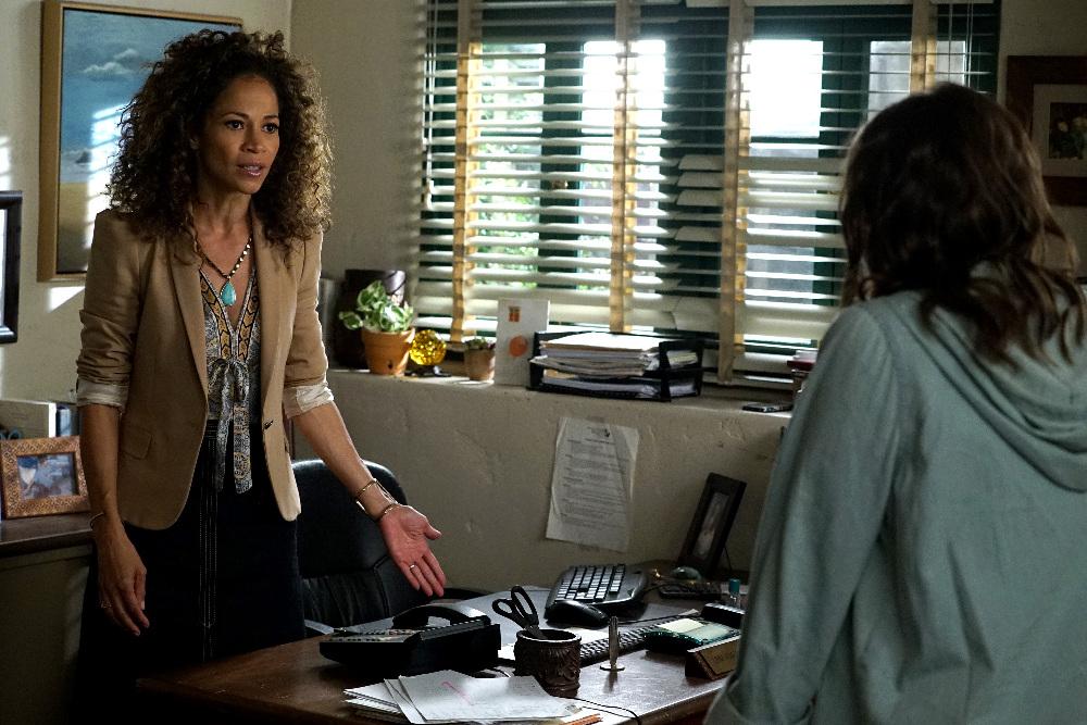 "Sherri Saum in ""The Fosters"" (2016)"