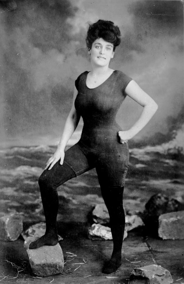 Annette Kellerman via Wikipedia