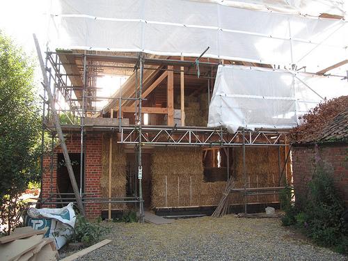 Building Fran's house