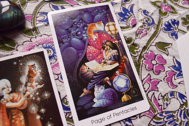 Fool's Journey: Get to Know Your New Tarot Deck with the Interview