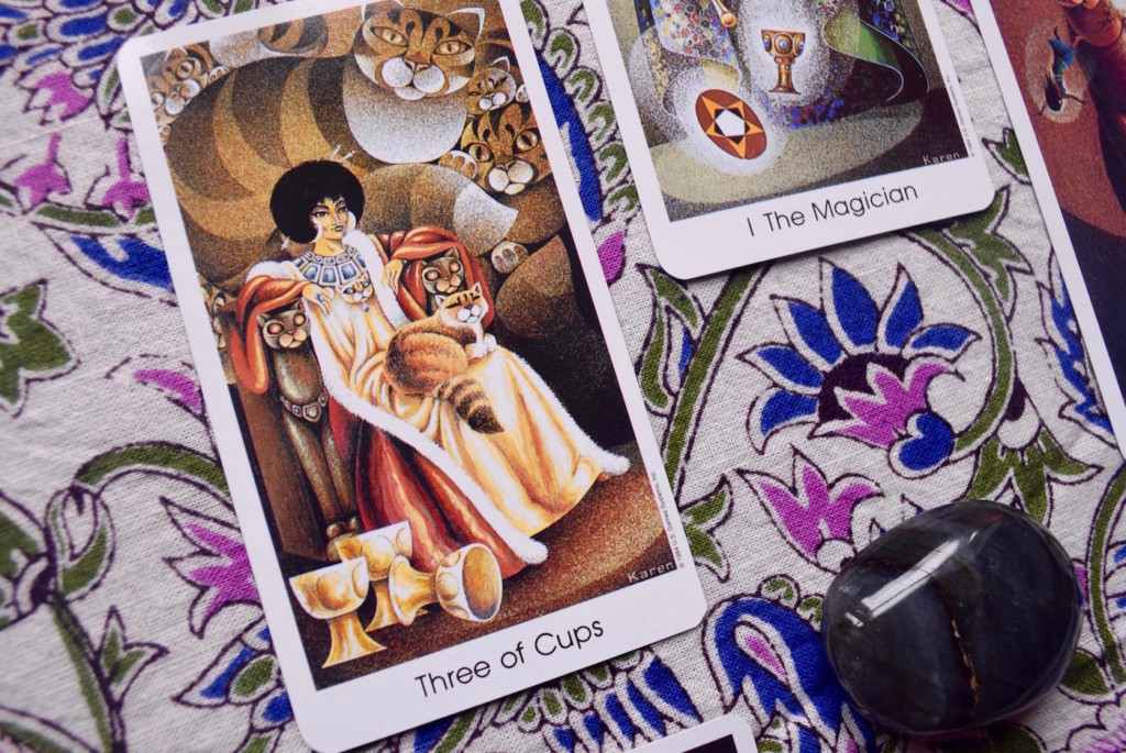Simple tarot spreads relationships dating