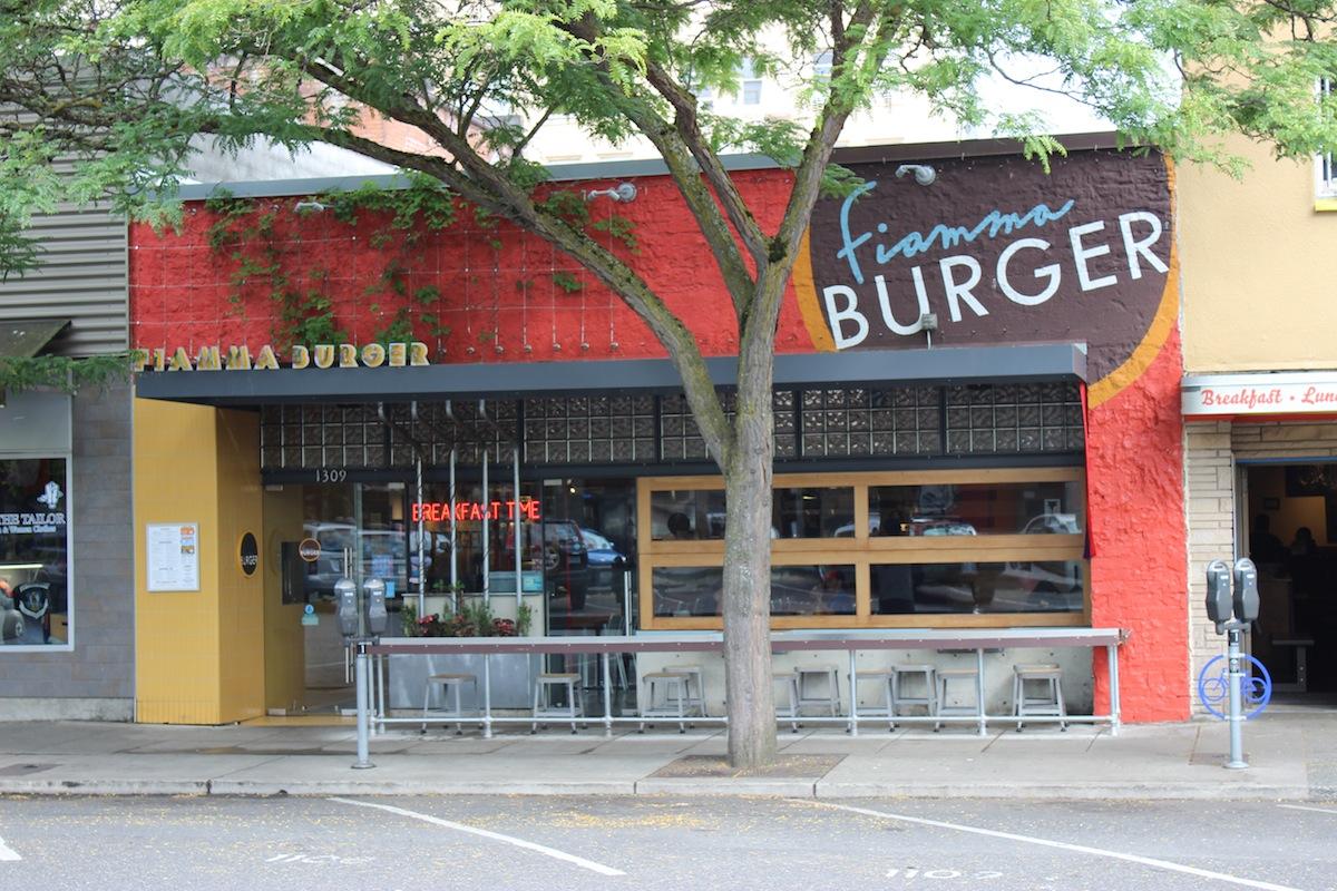 Fiamma Burger