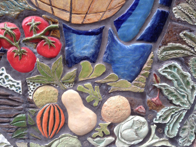 Mosaic by Annmarie Zack, Ithaca NY