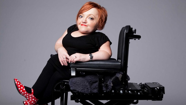 Stella Young via the Australian Broadcasting Corporation