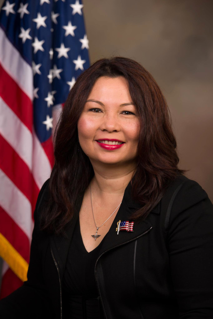 Tammy Duckworth via Wikipedia
