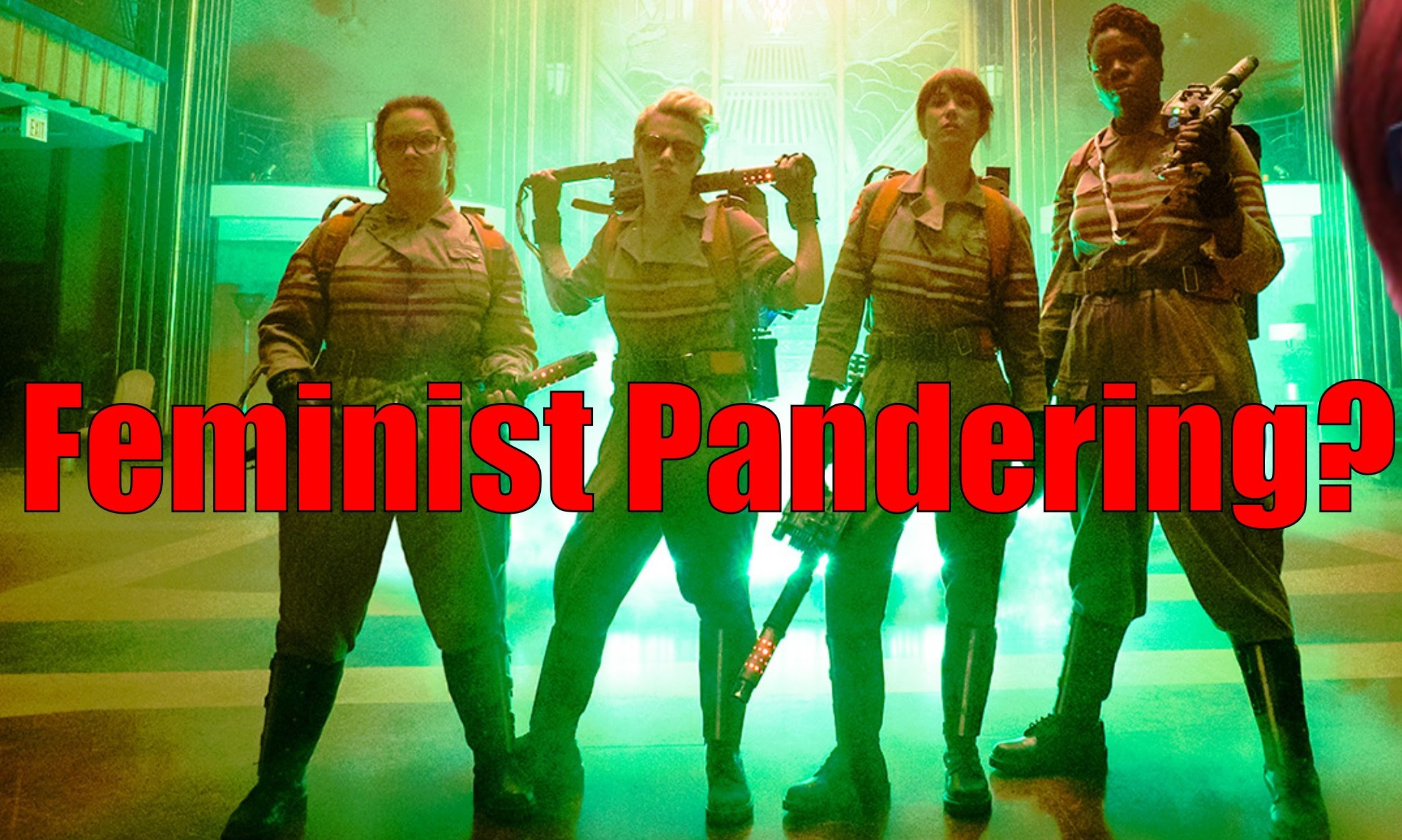 ragey ghostbusters facebook reviews thatll your misandry fire