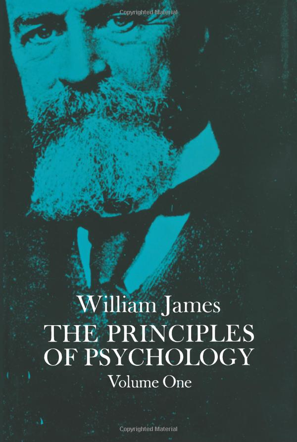 psychology nervous system and william james Studies with the central nervous system further support the existence of engrams in the brain all behavior reflects actions of the nervous system and because the nervous system is a physical-chemical system, changes in behavior from learning must cause physical-chemical alterations.