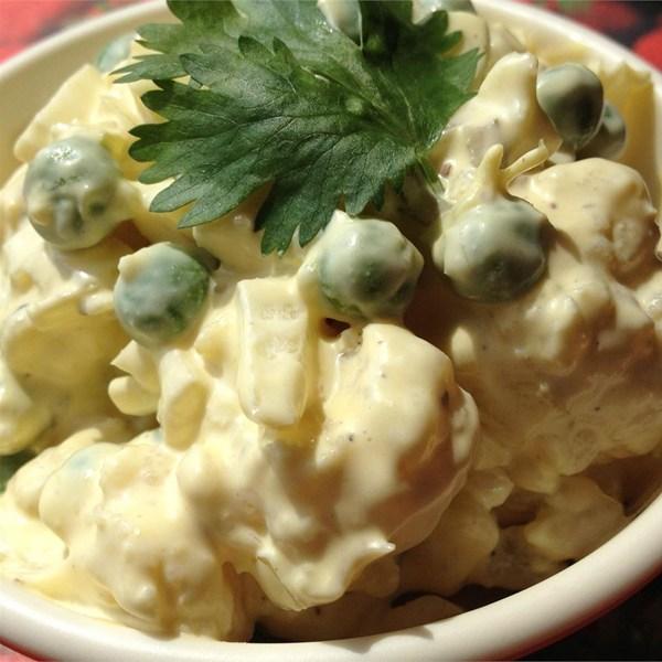 Cauliflower Salad via Allrecipes
