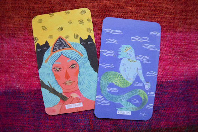 Fool's Journey: Tarot Cards Love to Talk About Love