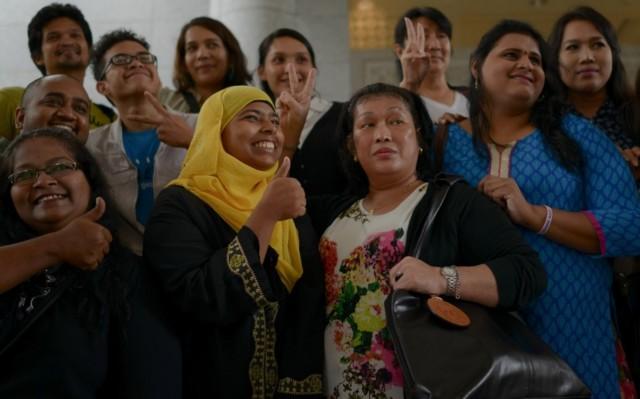 Malaysians celebrate 2014 ruling by Al-Jazeera America
