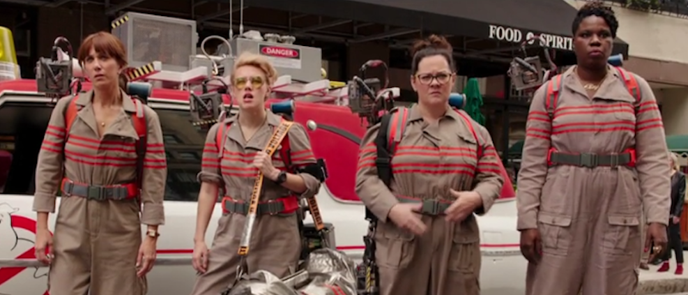 "... , ""Ghostbusters"" or ""A League of Their Own""? 