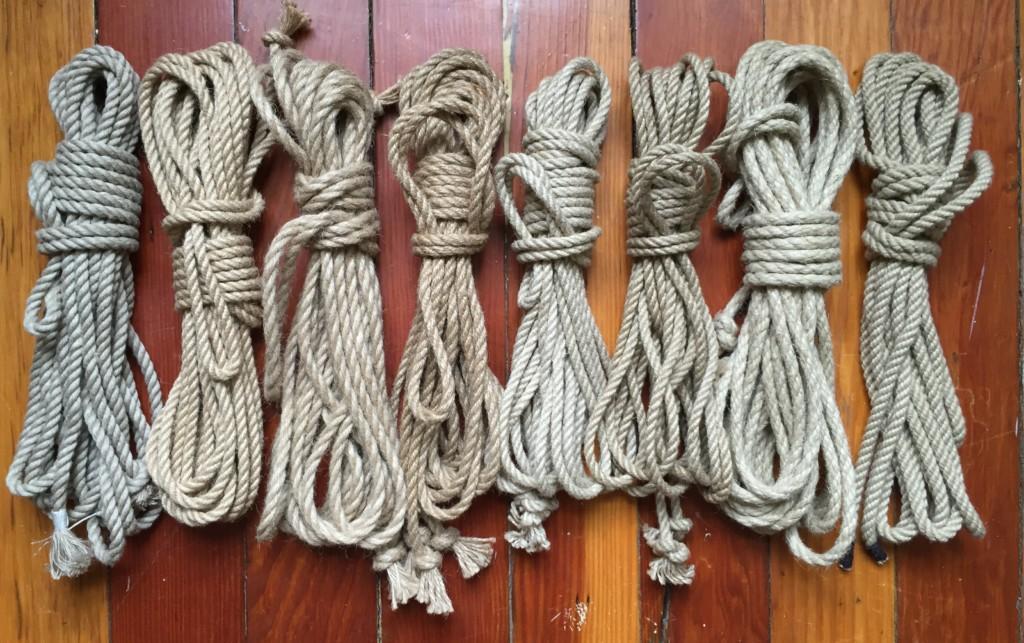 shibari-rope-types