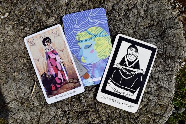 Tarot of the Cat People, Circo Tarot, Thea's Tarot