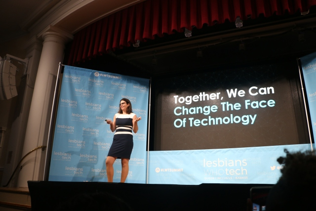 """It looks like she's saying """"nbd"""" here, doesn't it? We can change everything, NBD."""