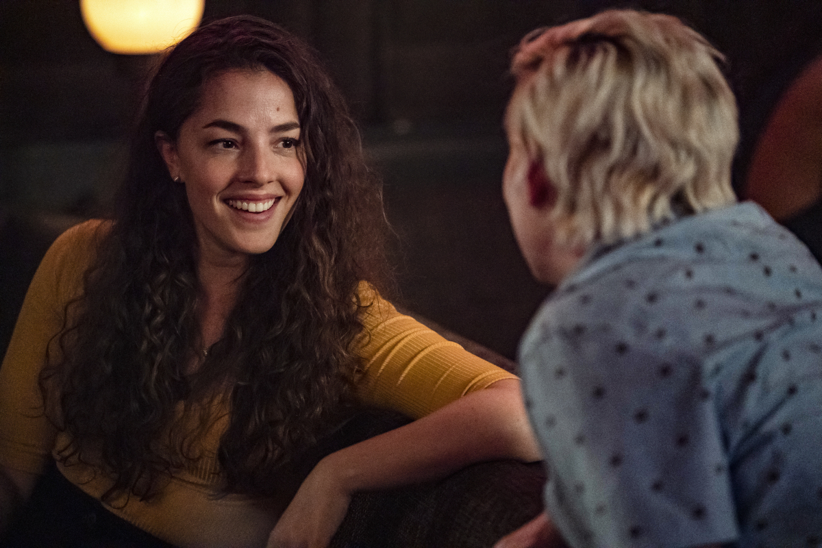"""Olivia Thirlby in """"The L Word: Generation Q"""""""