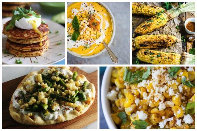 corn-collage