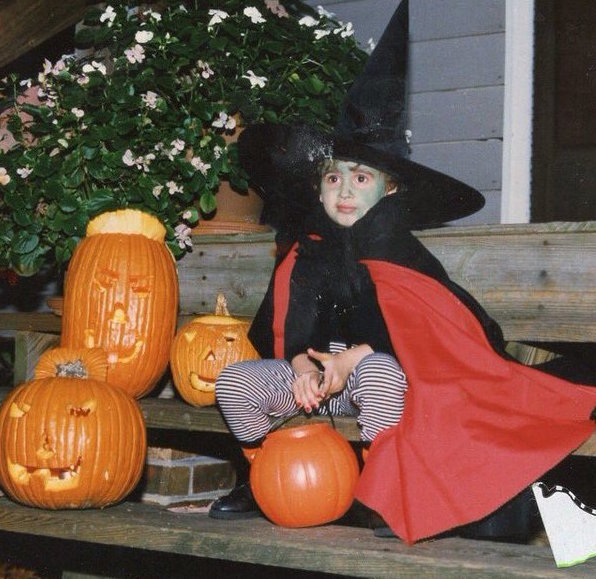 Proof I have always been a sad witch