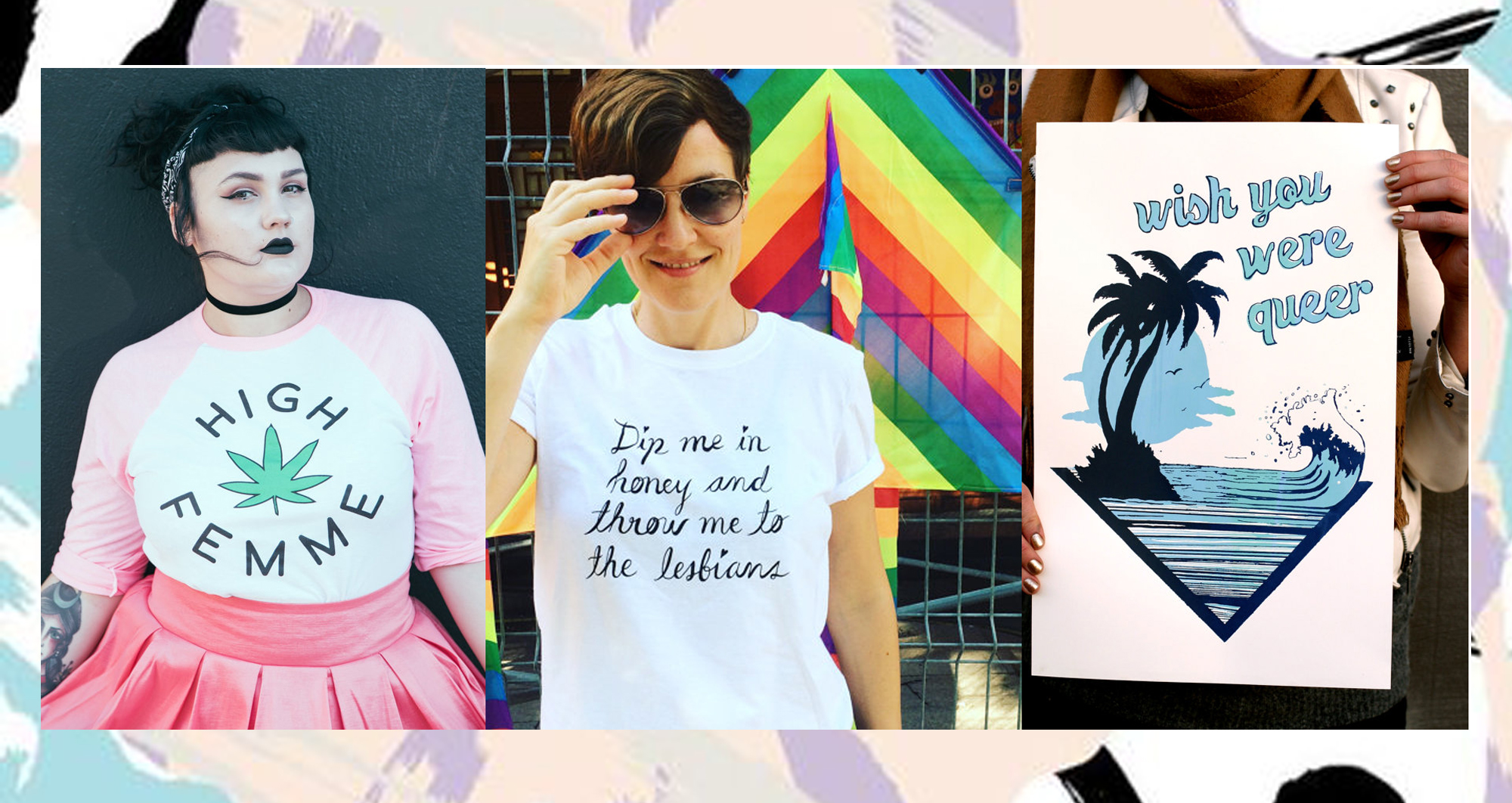 35a20822a9e Shut Up And Take My Money  15 Super Queer Etsy Stores