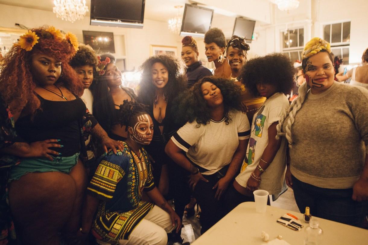 "Black Girl Magic by Courney ""Ceejaye"" Jones"