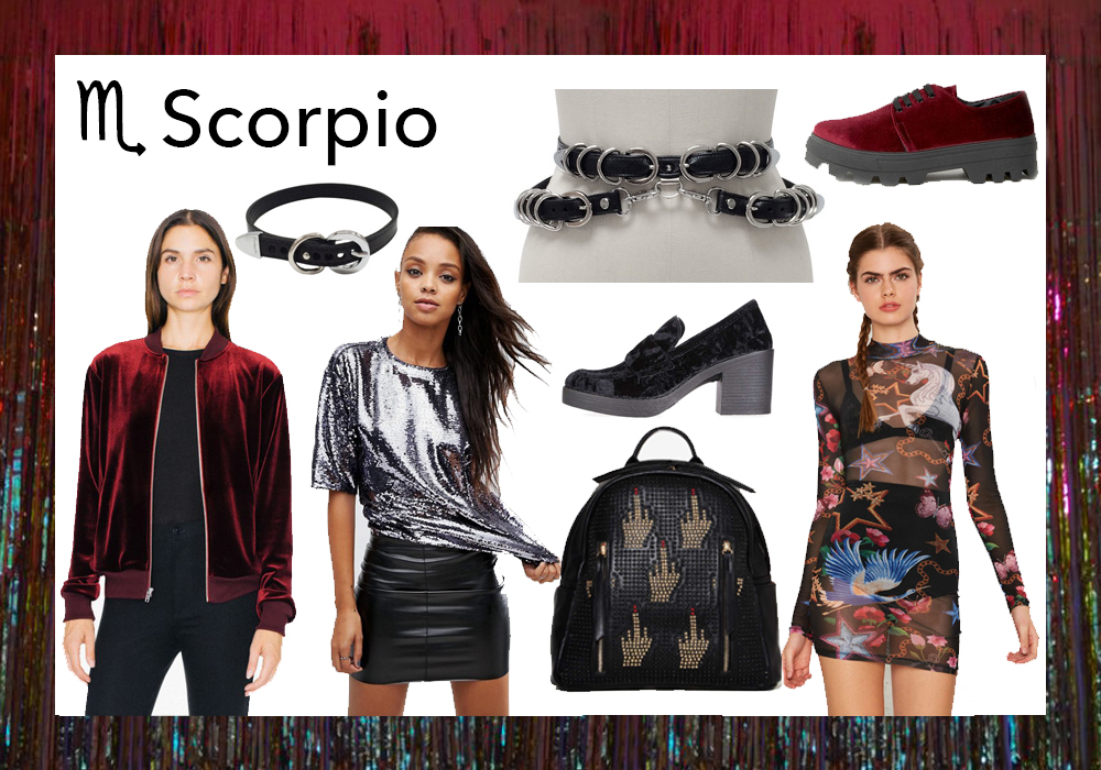Aesthetic Rising Your Astrological Fashion Forecast Featuring Libra And Scorpio Autostraddle