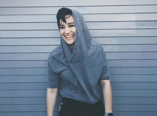 "Bex Taylor-Klaus Is Gay: ""Scream"" Actress Comes Out 'Cause Life Just Got More Terrifying Than TV"