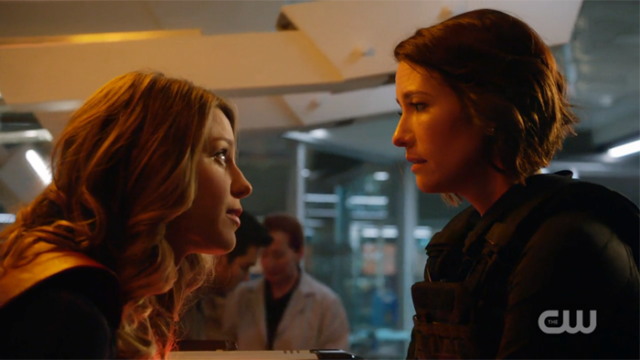 Supergirl Episode 207 Recap: The F Word | Autostraddle